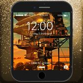 Steampunk Lock Screen icon