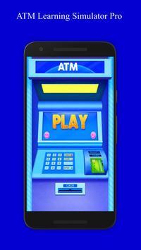 Atm Simulator Pro poster