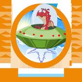 Attack the planet icon