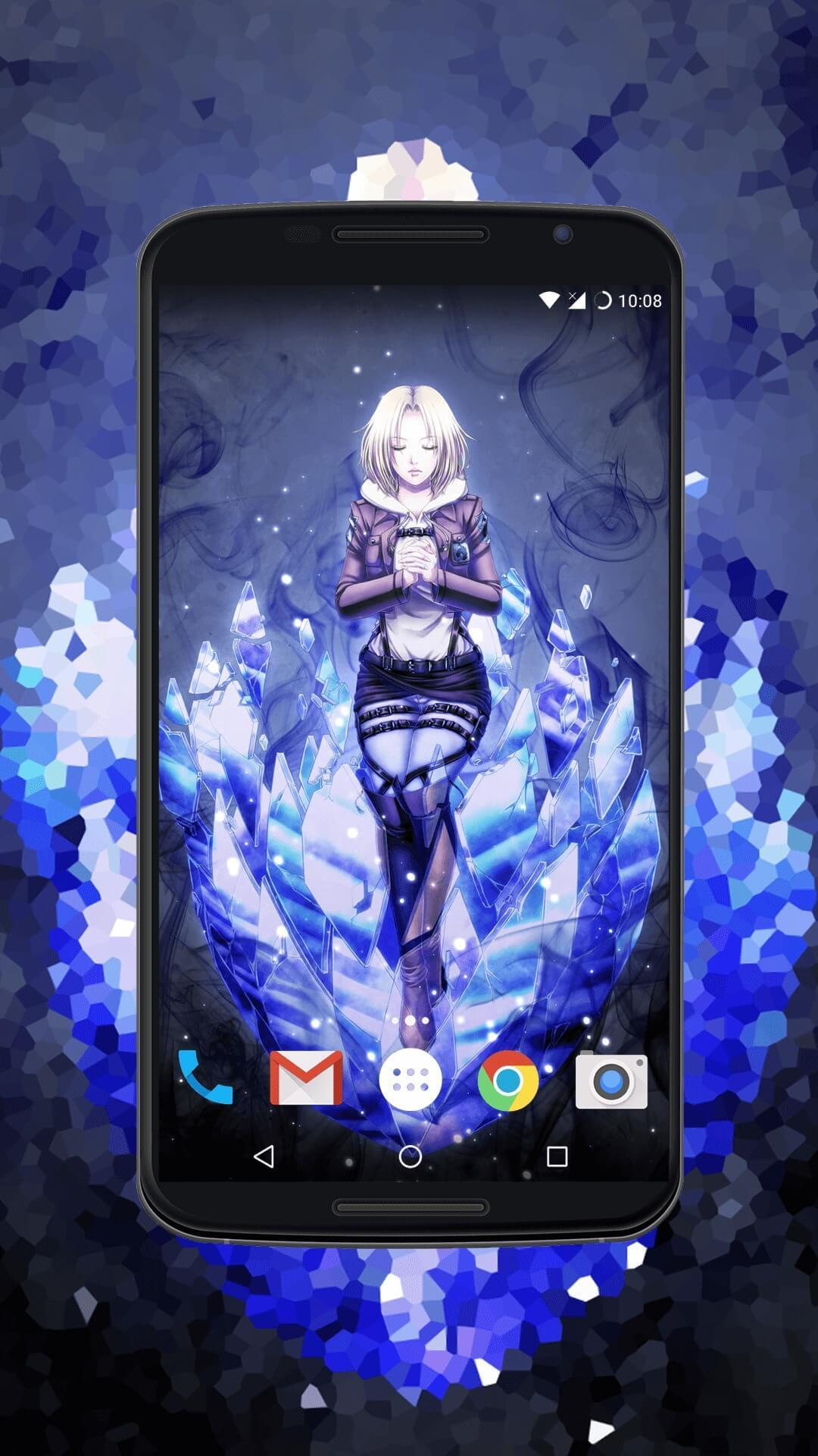 Attack On Titan Wallpaper For Android Apk Download