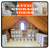 Attic Storage Ideas icon