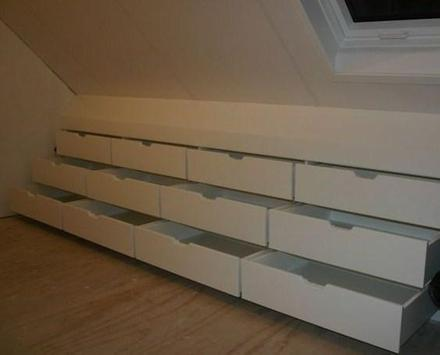 Attic Storage Ideas screenshot 25