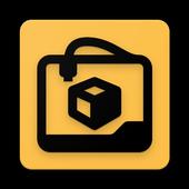 Printviz AR icon