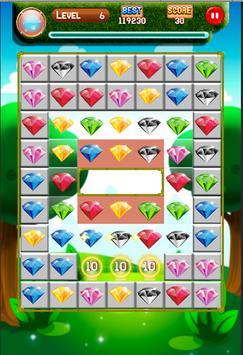 Diamond Jewel Matching3 screenshot 17
