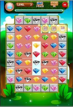 Diamond Jewel Matching3 screenshot 14