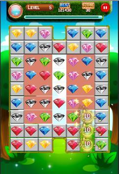 Diamond Jewel Matching3 screenshot 16