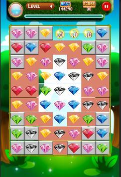 Diamond Jewel Matching3 screenshot 3
