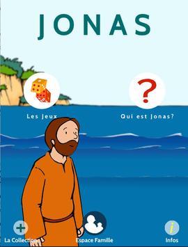 Bible Animée 1 poster