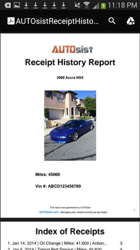 car motorcycle or fleet maintenance gas log apk download free