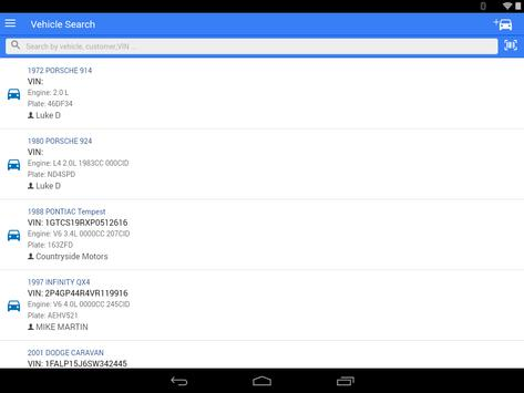 LANKAR VIN Decoder apk screenshot