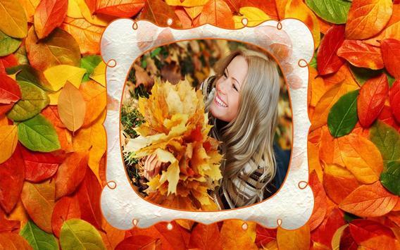 Autumn Photo Frames screenshot 6