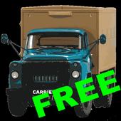 Carrier Joe Free. Retro cars. Peak games. icon