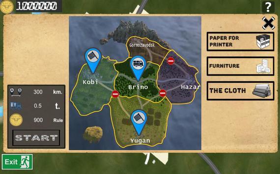 Carrier Joe Free. Retro cars. Peak games. apk screenshot