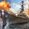 Icona Attacco di nave da guerra 3D