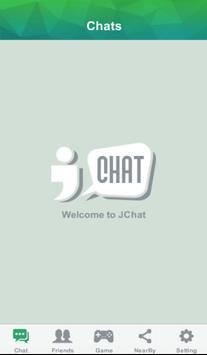 JChat screenshot 1