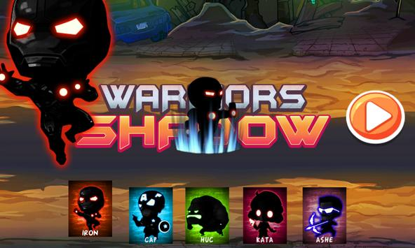 Shadow Warrior - Shadow battle apk screenshot