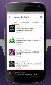 Avioes do Forro of Songs screenshot 4