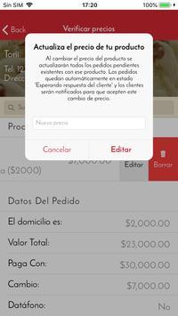 Avícola Santa Elena Admin screenshot 4