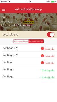Avícola Santa Elena Admin screenshot 1