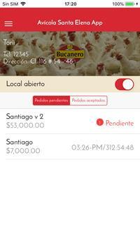 Avícola Santa Elena Admin screenshot 2