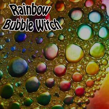 Rainbow Bubble Witch poster