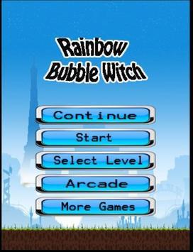 Rainbow Bubble Witch apk screenshot