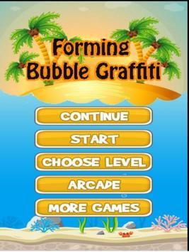 Forming Bubble Graffiti screenshot 2