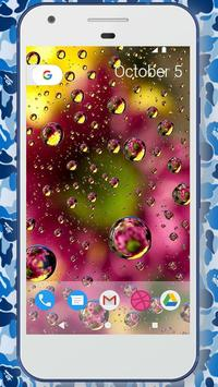 Awesome wallpapers for android poster