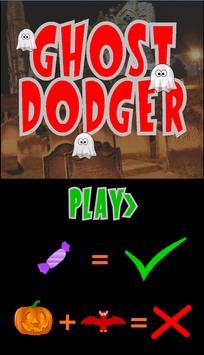 Halloween Candy Ghost Dodger apk screenshot