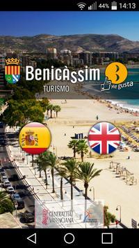 Turismo Benicàssim poster