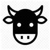 Bouncing Cow icon