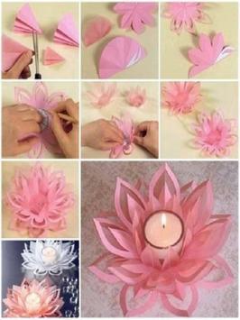 How To Make Paper Flowers screenshot 5