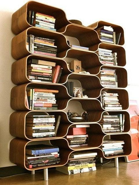 Diy Bookshelf Design poster