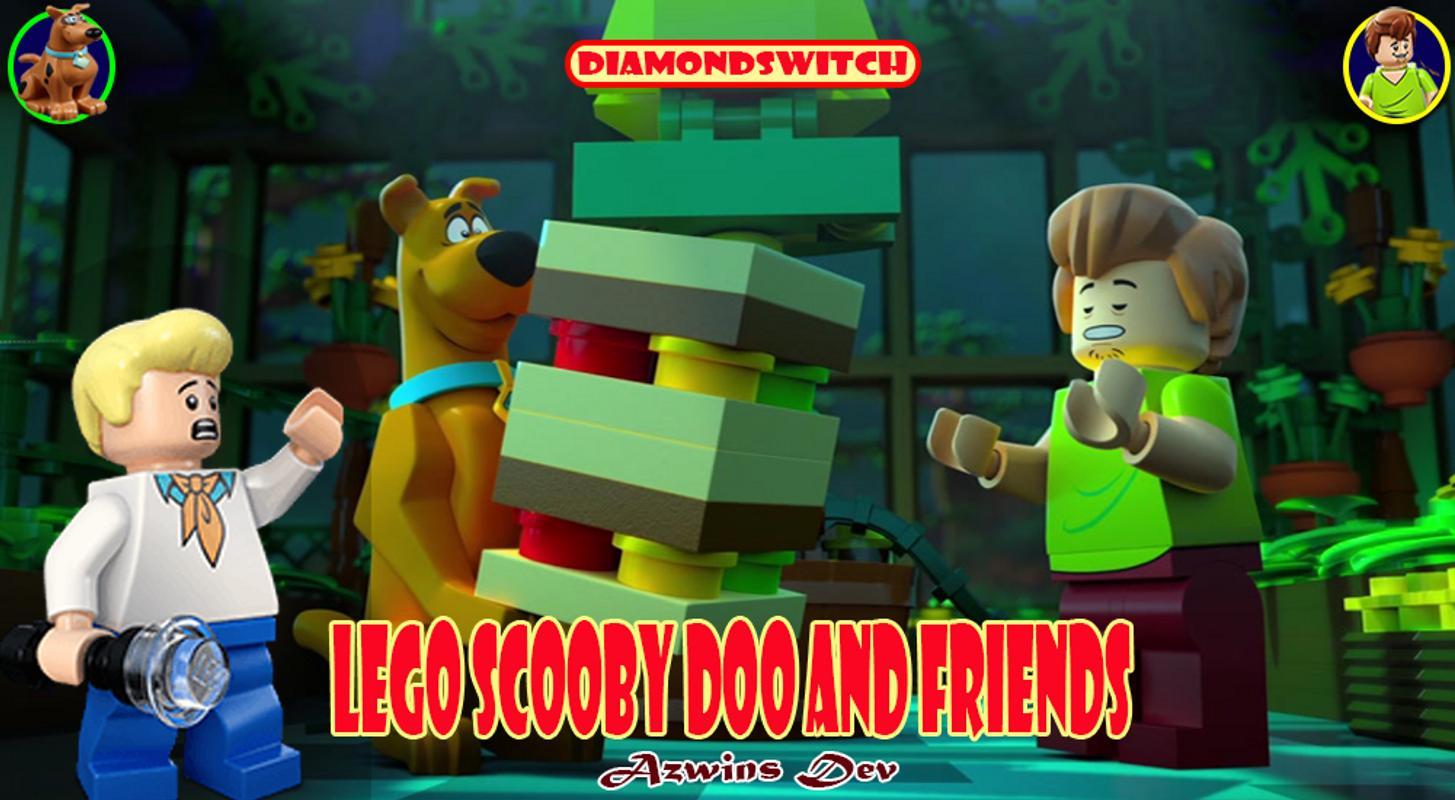 Android Için Diamondswitch For Lego Scooby Doo And Friends Apkyı