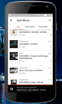 Azzi Memo All Songs screenshot 4