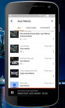 Azzi Memo All Songs screenshot 5