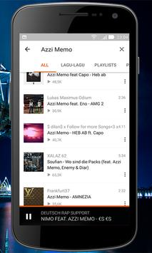 Azzi Memo All Songs screenshot 1