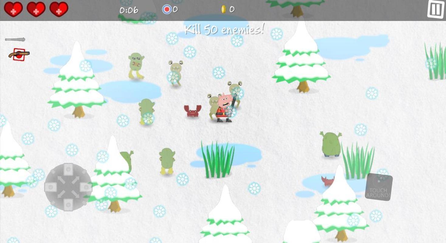 Свиньи мстят 2 v 1. 0. 1 для андроид.