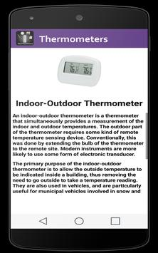 Thermometers screenshot 4