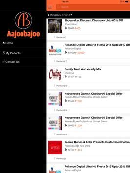 Aajoobajoo Deals or AB Deals apk screenshot