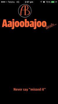 Aajoobajoo Deals or AB Deals poster