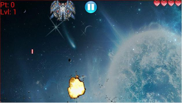 Space Attack apk screenshot