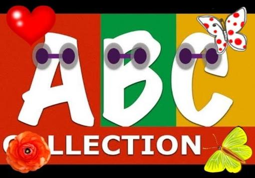 ABCDE Song For Children apk screenshot
