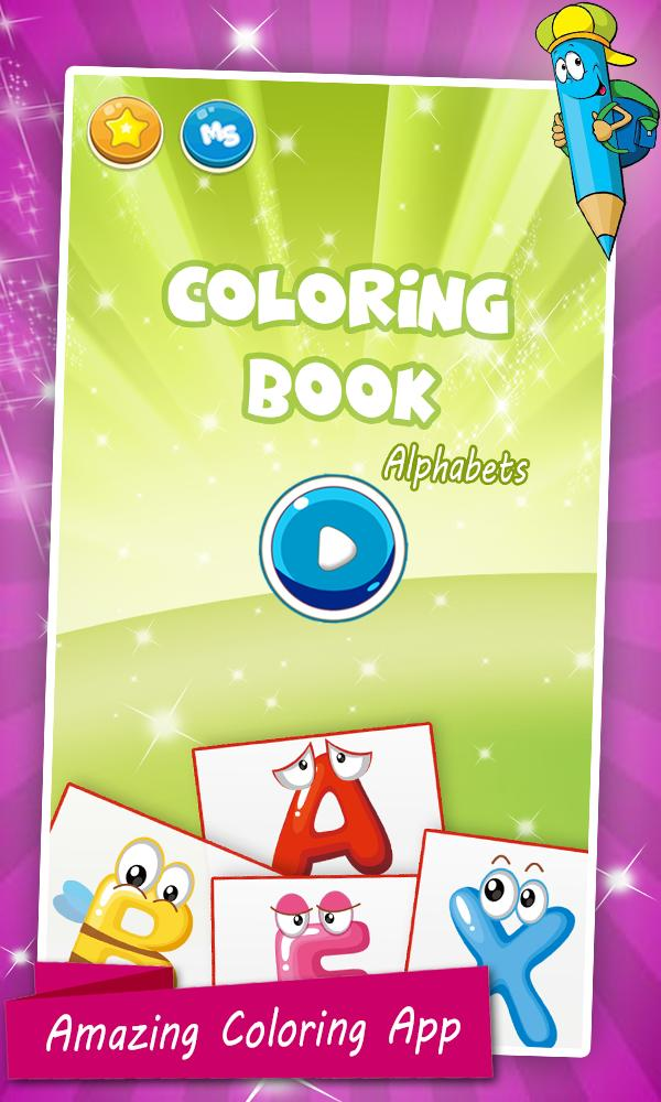 Abc Learn Colors Kids Coloring Games For Android Apk Download