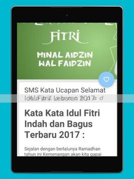 Ucapan Selamat Idul FItri 2019 apk screenshot