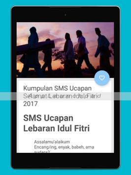 Ucapan Selamat Idul FItri 2018 apk screenshot