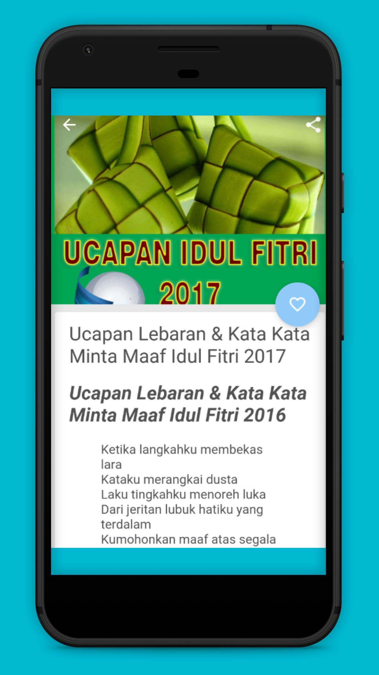 Ucapan Selamat Idul Fitri 2019 Für Android Apk Herunterladen