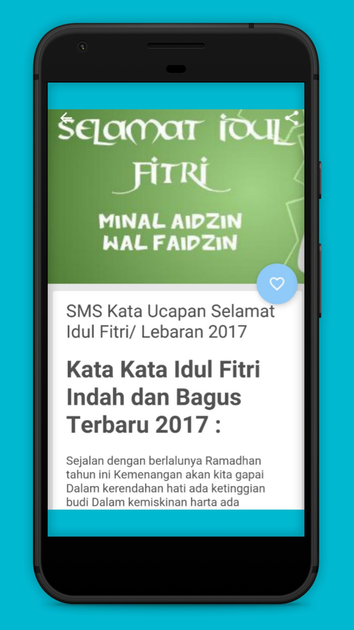 Ucapan Selamat Idul Fitri 2019 For Android Apk Download