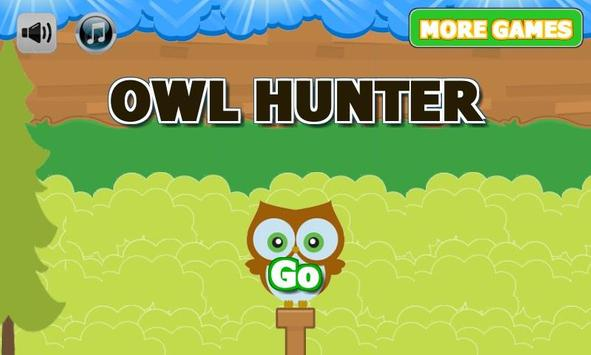 Owl Hunter poster