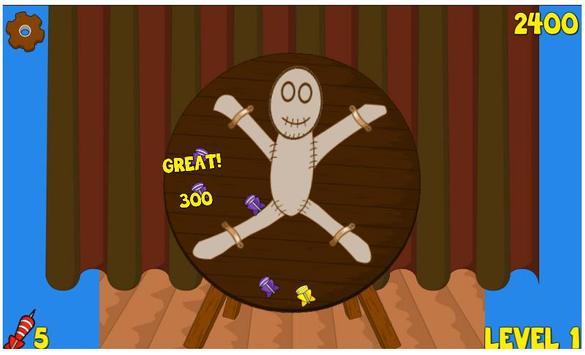 Dart Voodoo Dolls apk screenshot